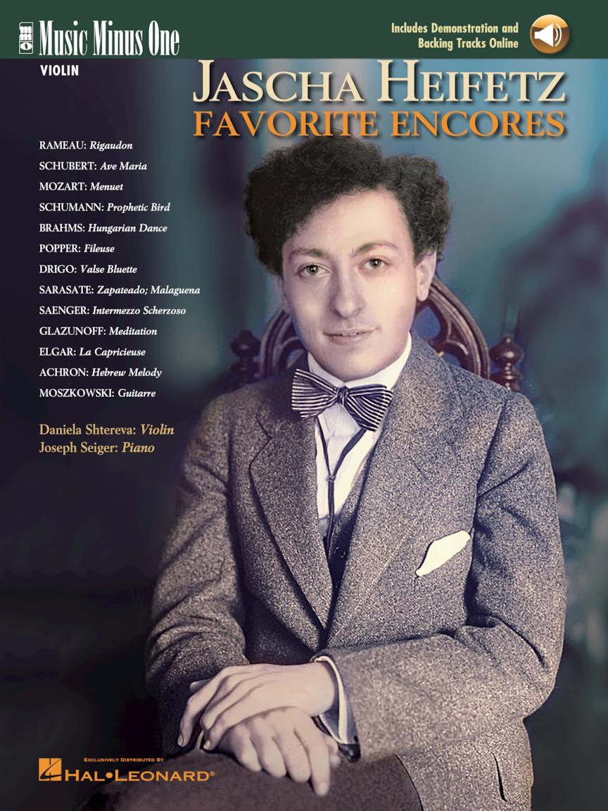 Jascha Heifetz – Favorite Encores
