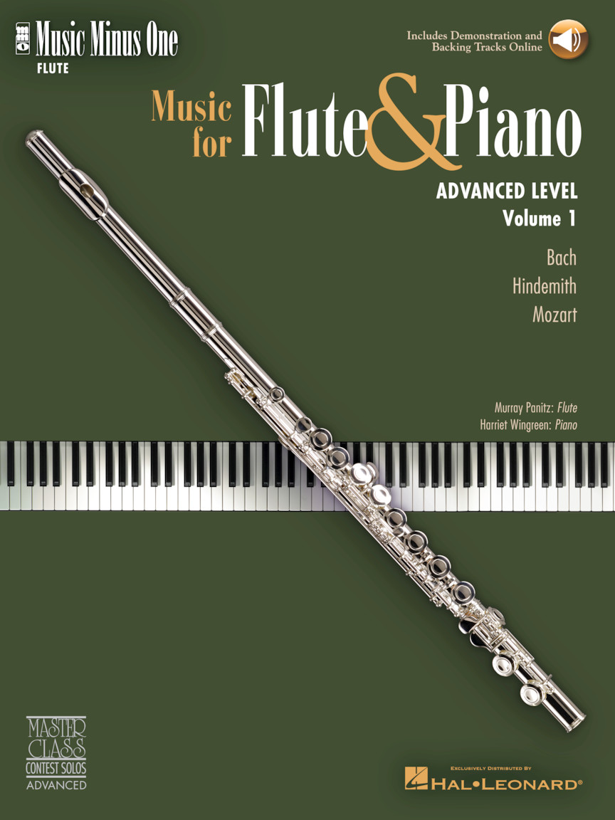 Advanced Flute Solos – Volume 1