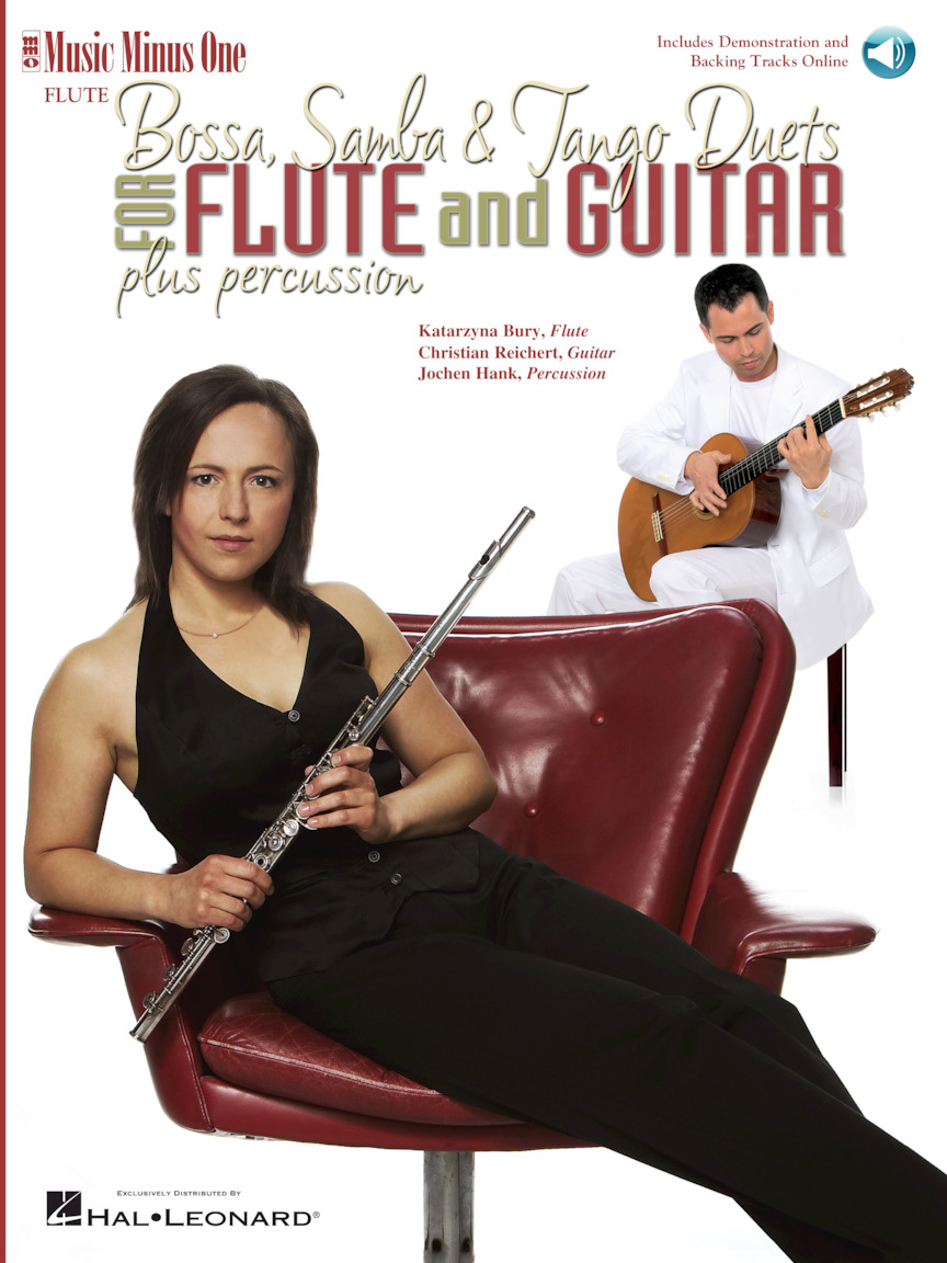 Bossa, Samba and Tango Duets for Flute & Guitar