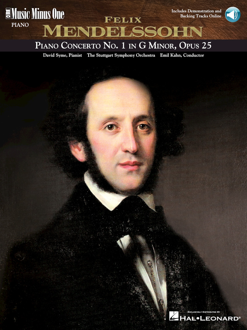 Mendelssohn Concerto No. 1 in G Minor, Op. 25