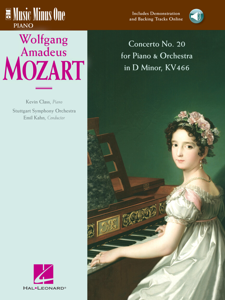 Product Cover for Mozart Concerto No. 20 in D Minor, KV466