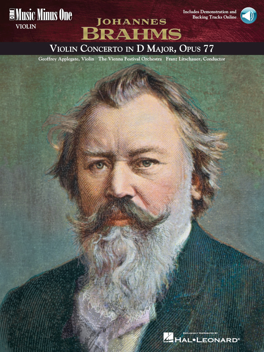 Brahms – Violin Concerto in D Major, Op. 77