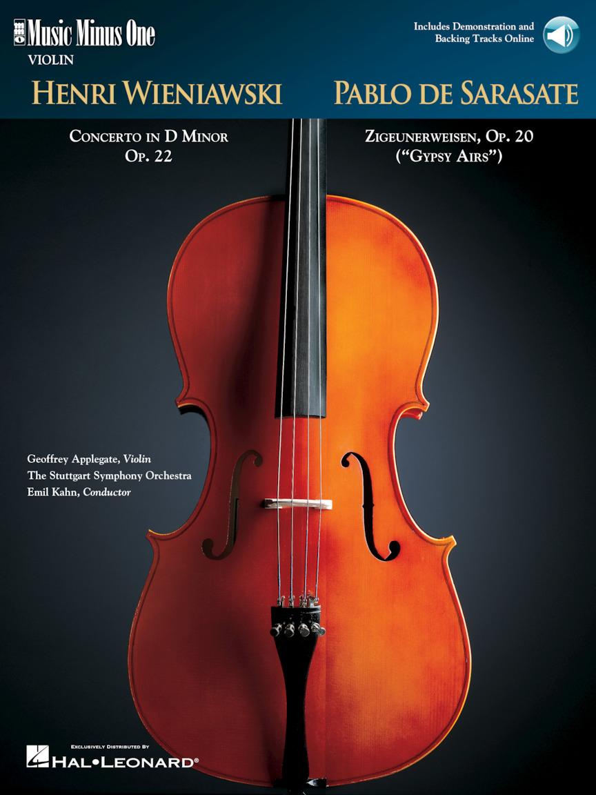 Product Cover for Wieniawski – Violin Concerto No. 2 in D Major, Op. 22 & Sarasate – Zigeunerweisen, Op. 20