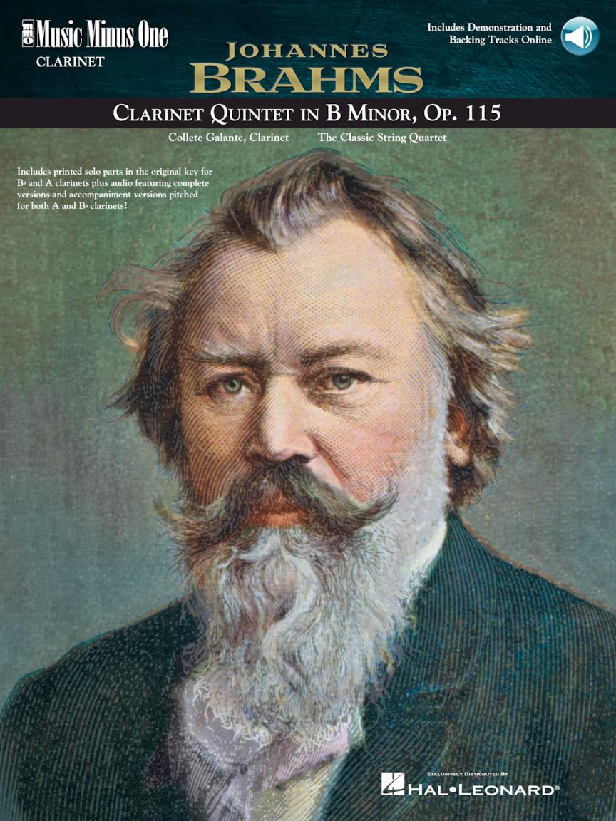 Brahms – Clarinet Quintet in B minor, Op. 115