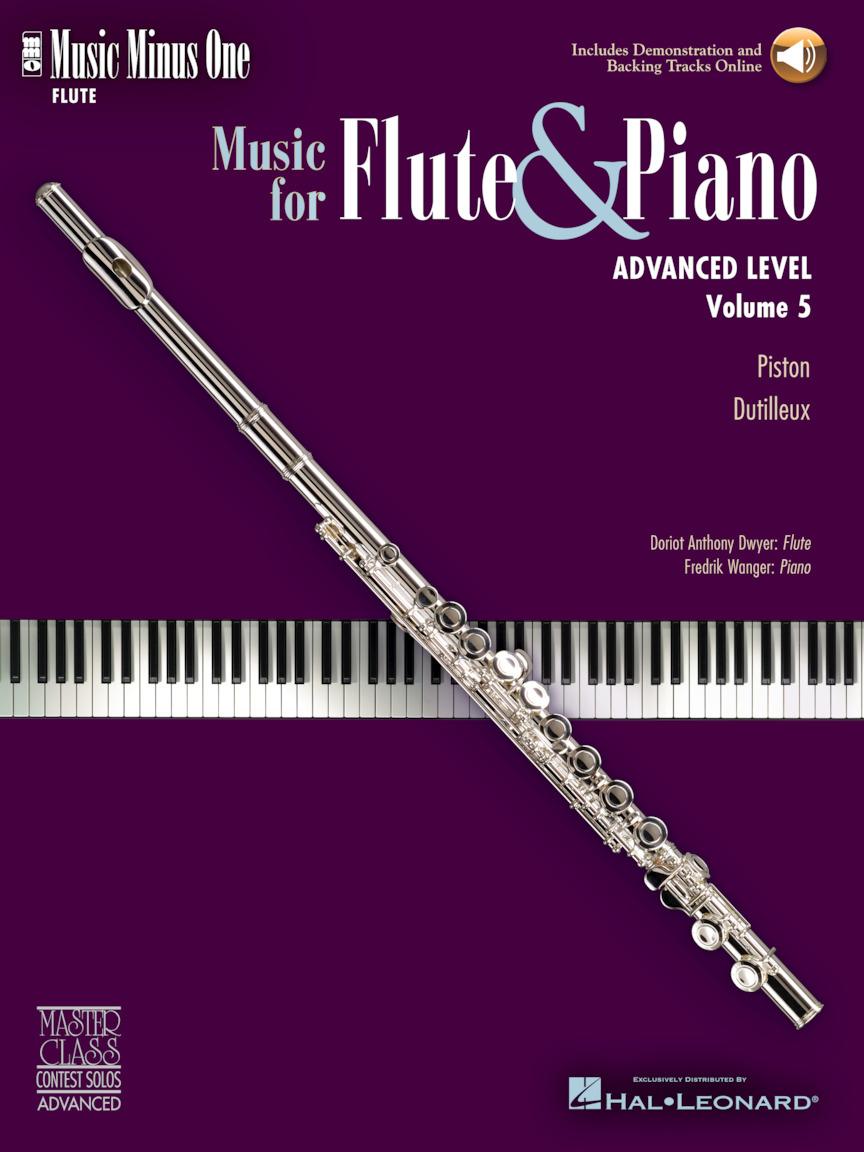 Advanced Flute Solos – Volume 5