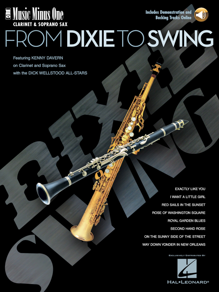 Product Cover for From Dixie to Swing