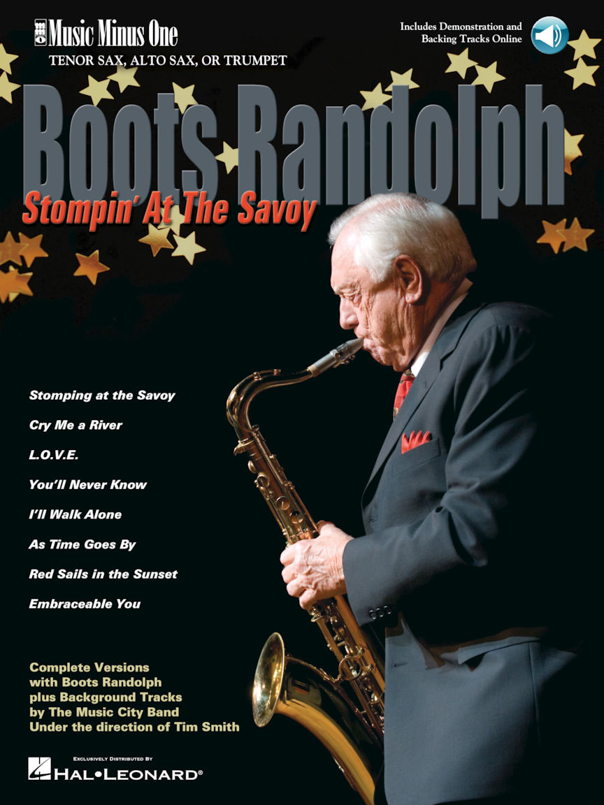 Boots Randolph – Stompin' at the Savoy