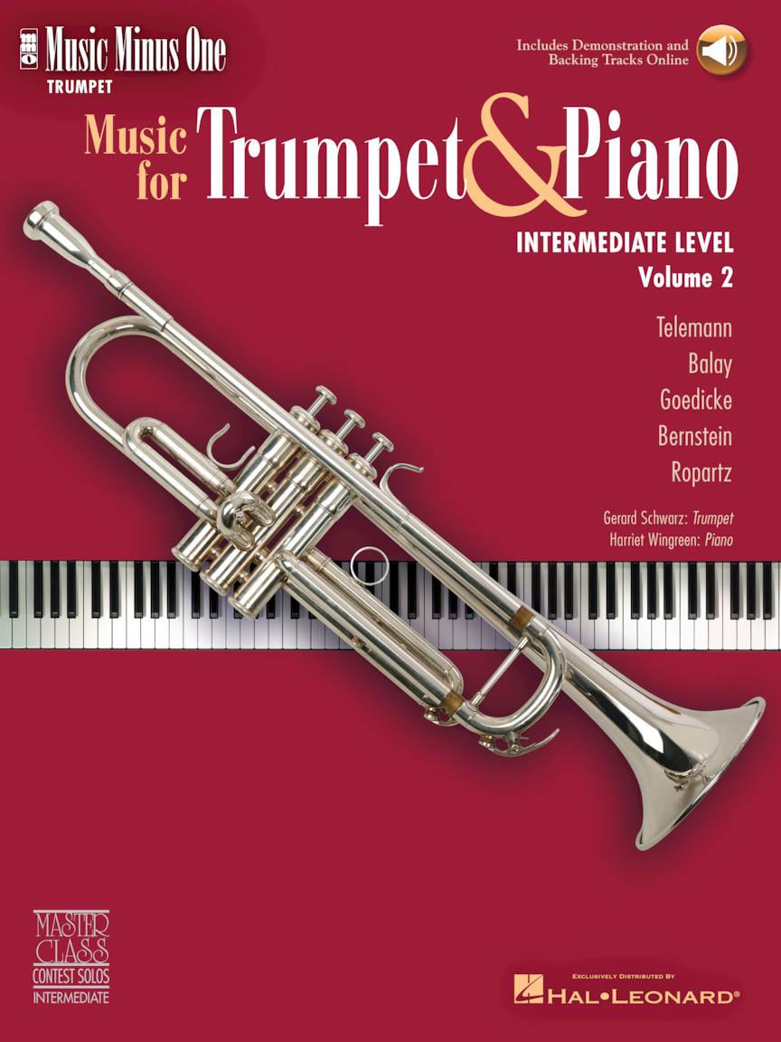 Music for Trumpet and Piano – Volume 2
