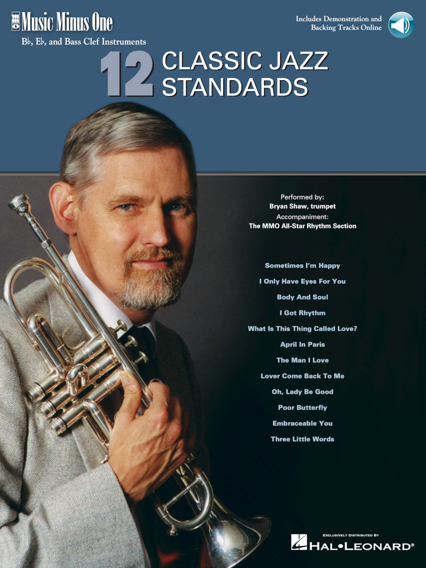 Product Cover for 12 Classic Jazz Standards