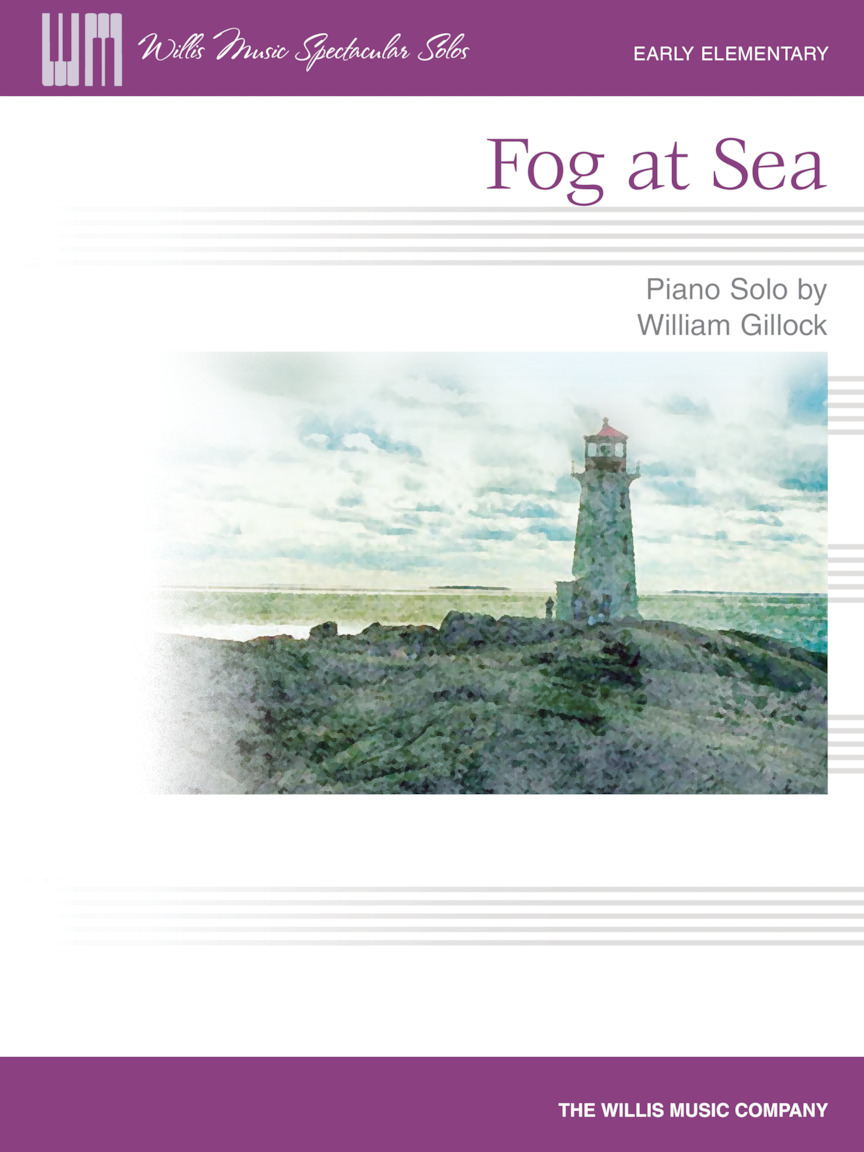 Product Cover for Fog at Sea