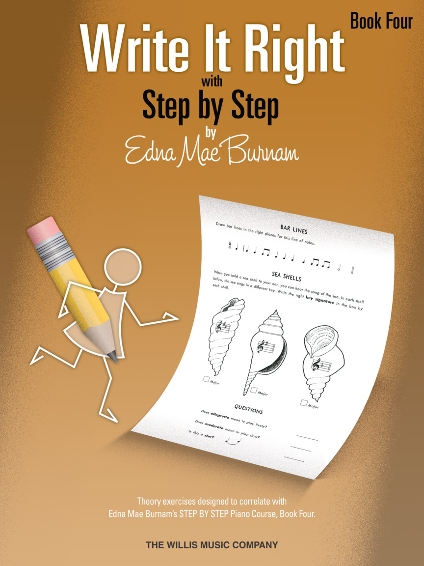Product Cover for Write It Right – Book 4