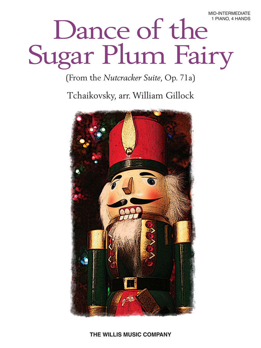 Product Cover for Dance of the Sugar Plum Fairy