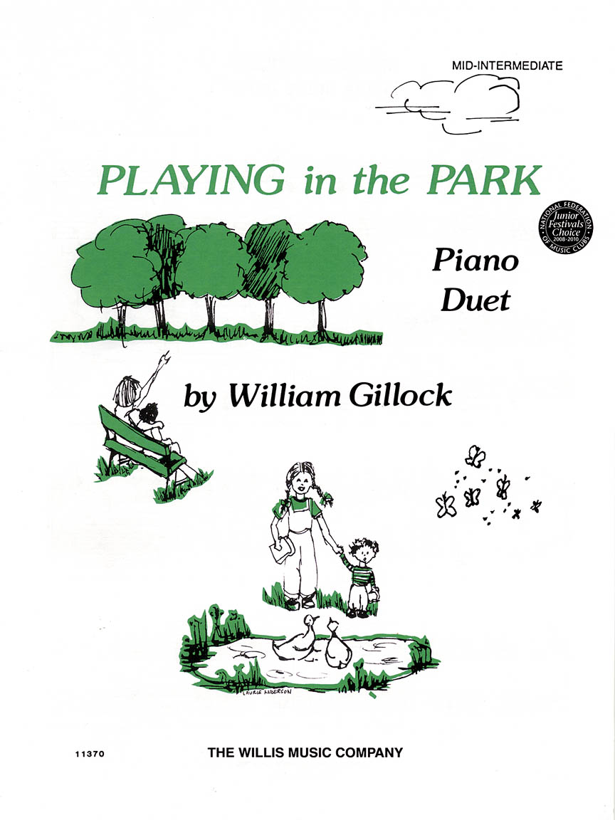 Product Cover for Playing in the Park