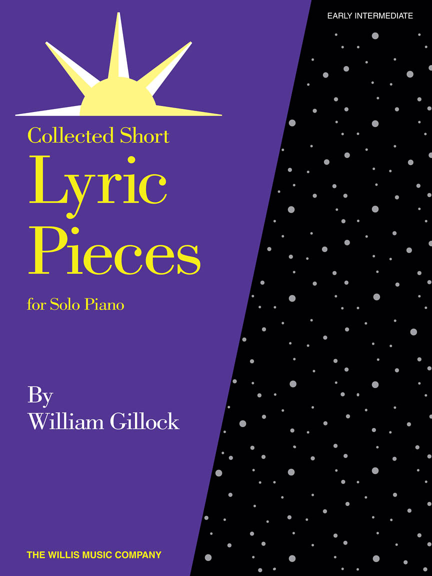 Product Cover for Lyric Pieces