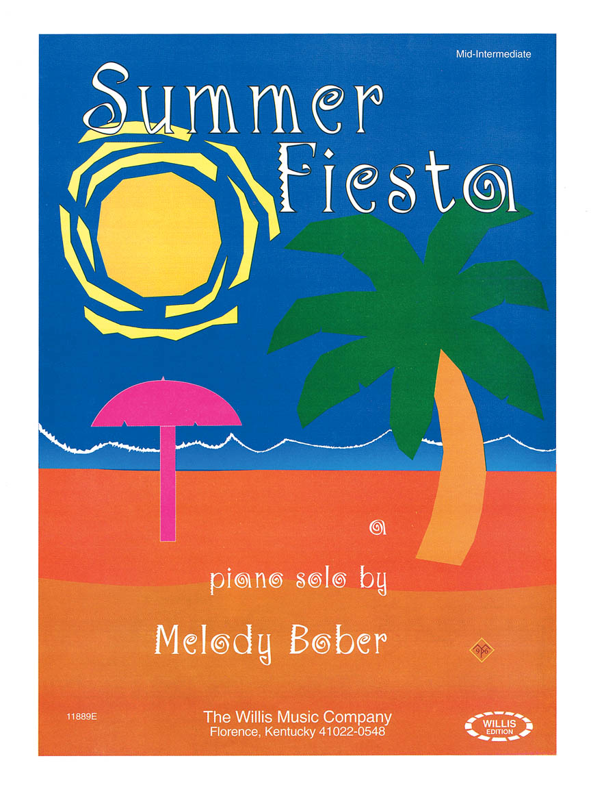 Product Cover for Summer Fiesta