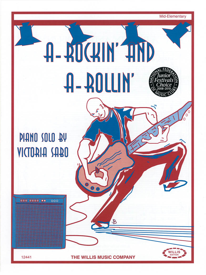 Product Cover for A-Rockin' and A-Rollin'