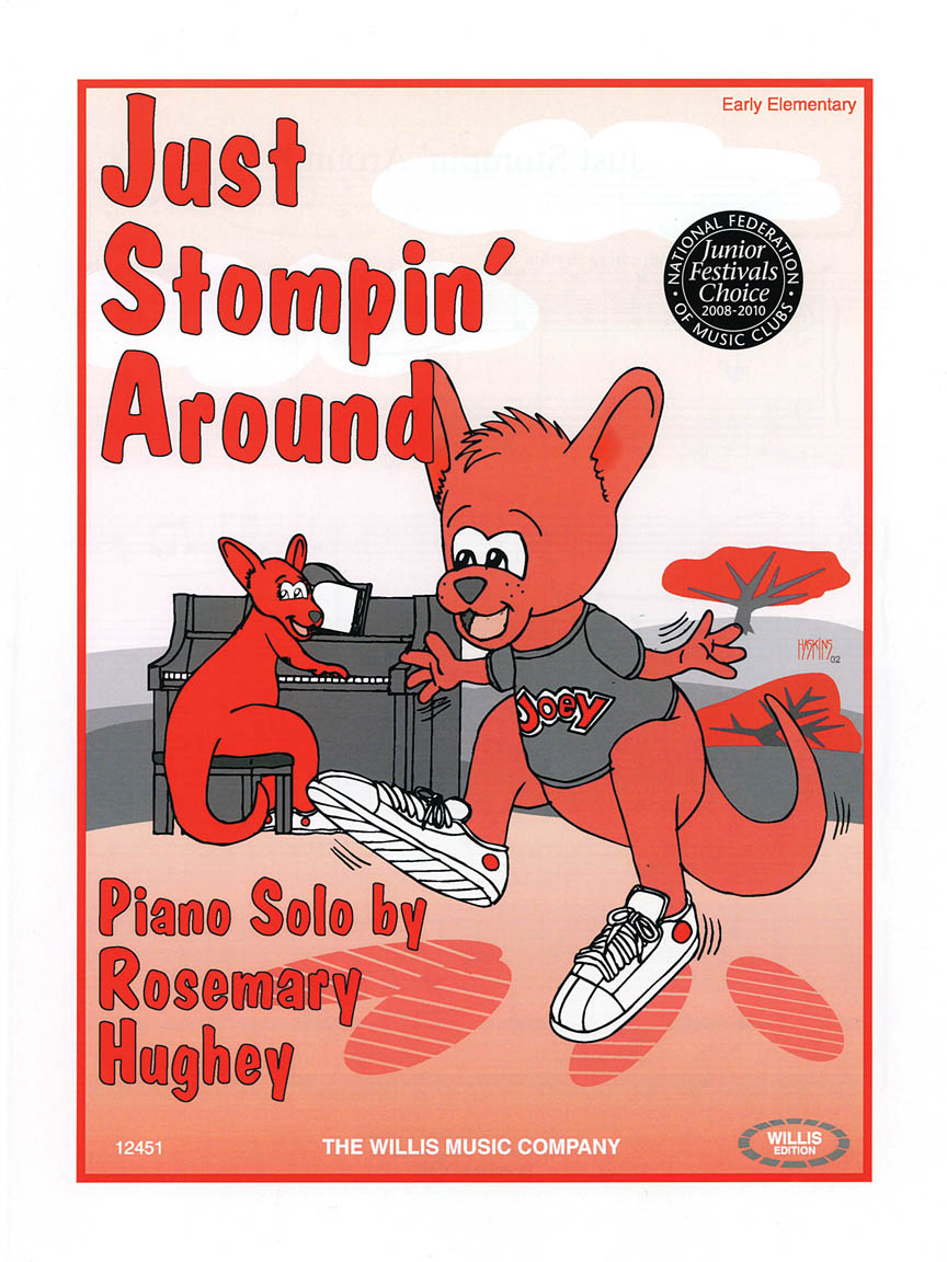 Product Cover for Just Stompin' Around