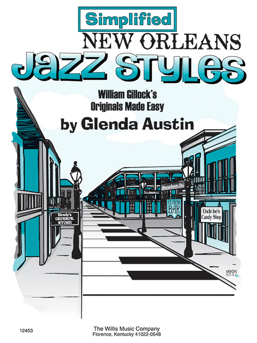 Product Cover for Simplified New Orleans Jazz Styles