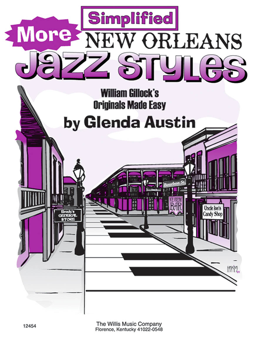 Product Cover for More Simplified New Orleans Jazz Styles