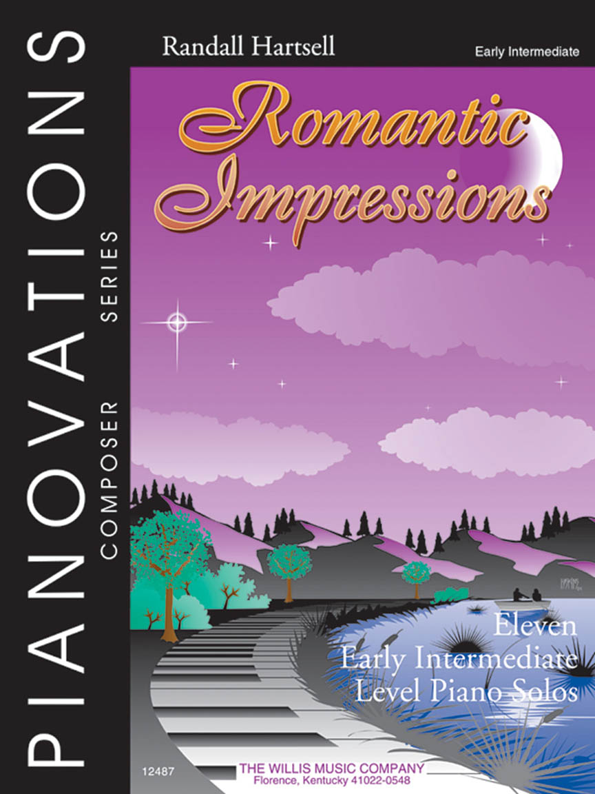 Product Cover for Romantic Impressions