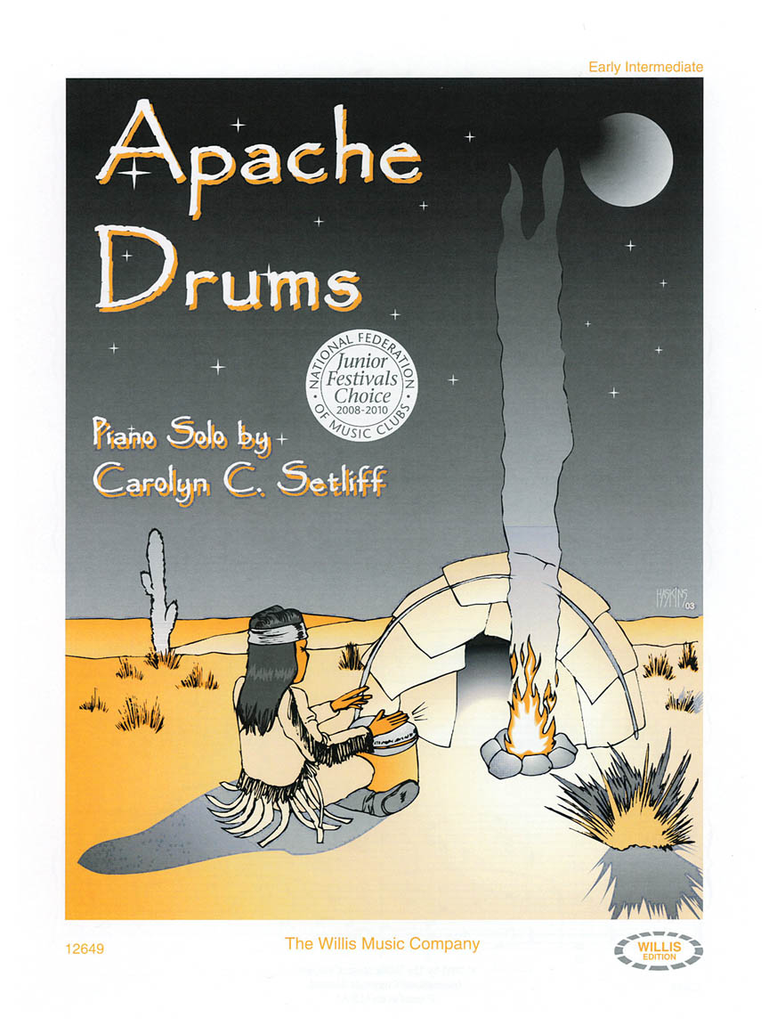 Product Cover for Apache Drums
