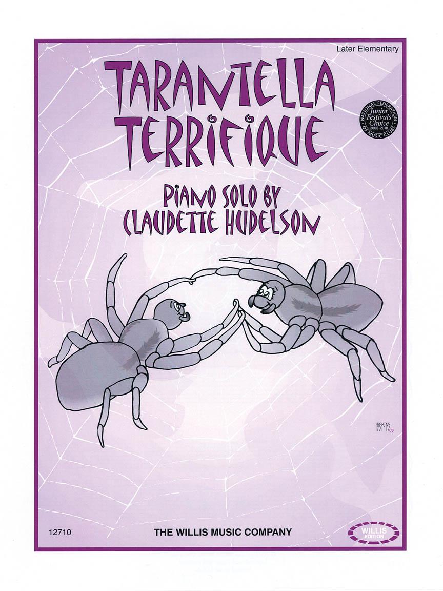 Product Cover for Tarantella Terrifique