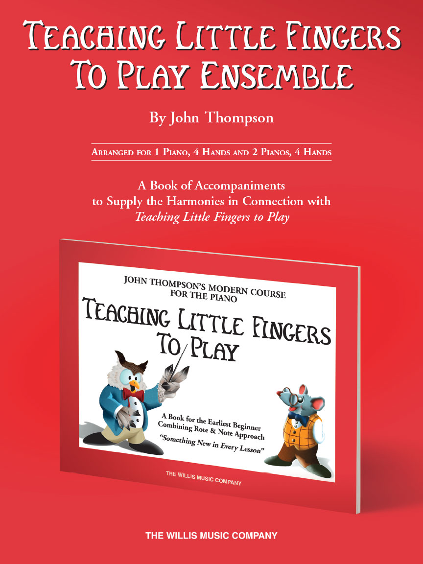Product Cover for Teaching Little Fingers to Play Ensemble