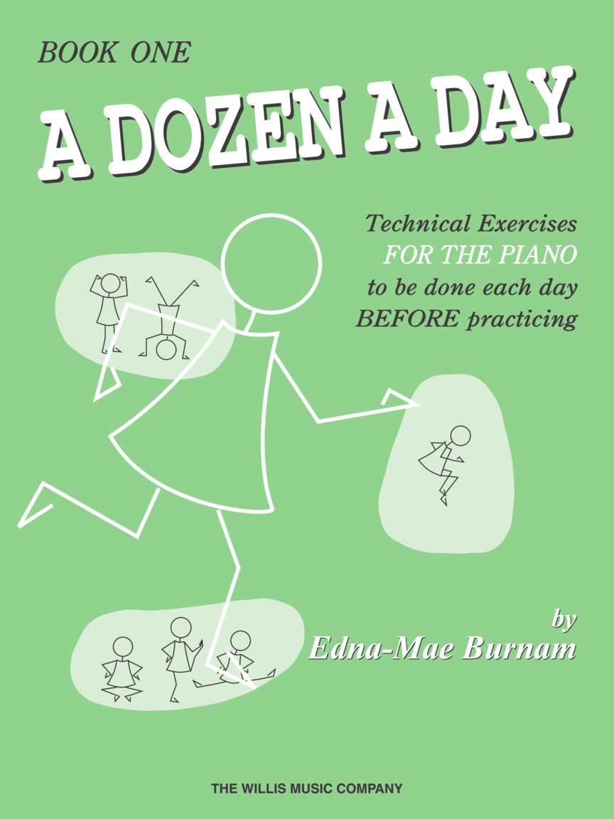 Product Cover for A Dozen a Day Book 1