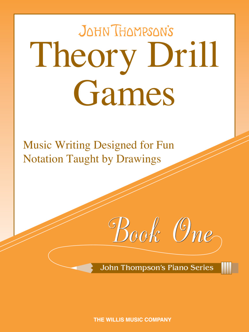 Product Cover for Theory Drill Games - Book 1