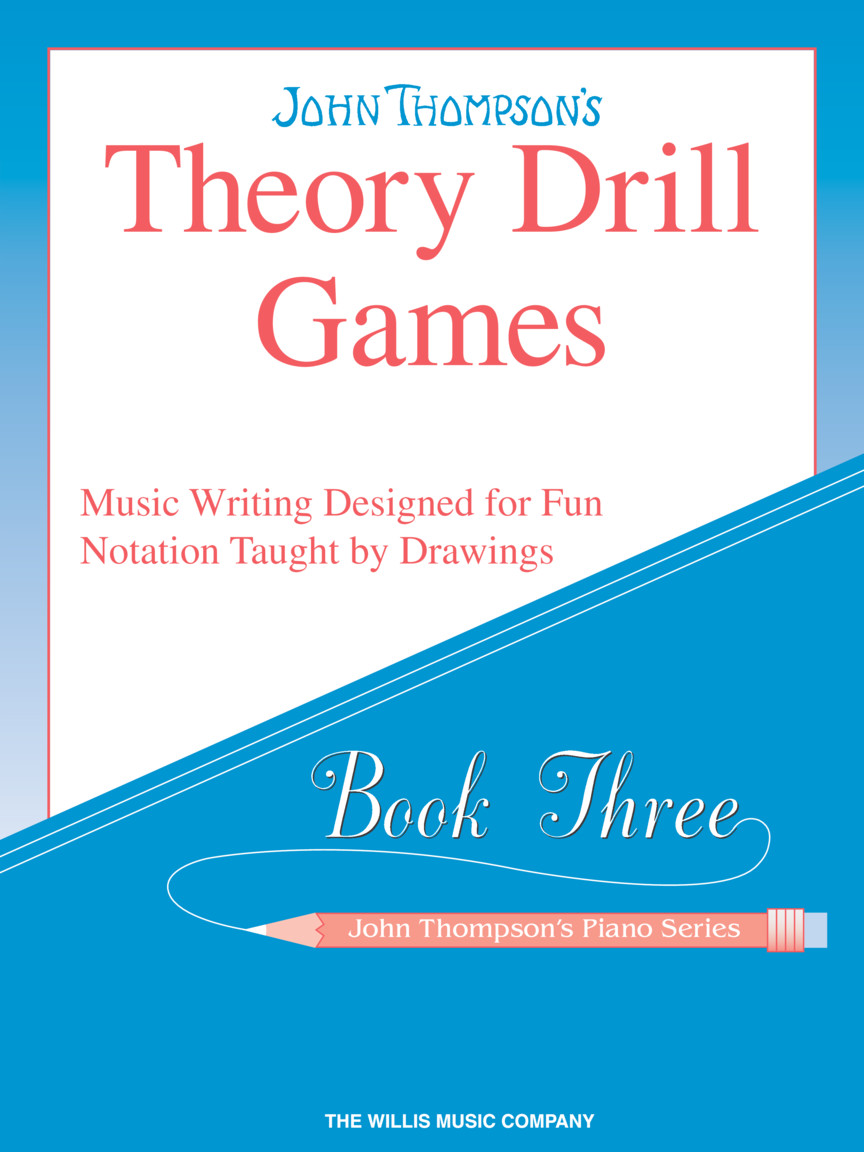 Theory Drill Games - Book 3