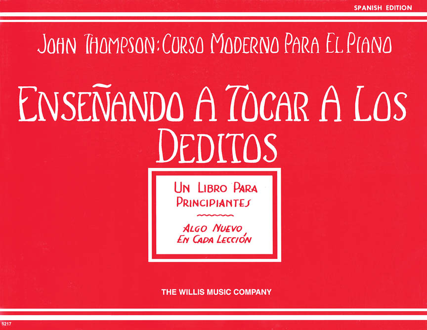 Product Cover for Teaching Little Fingers to Play – Spanish