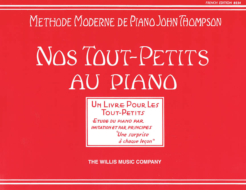 Product Cover for Teaching Little Fingers to Play – French Edition