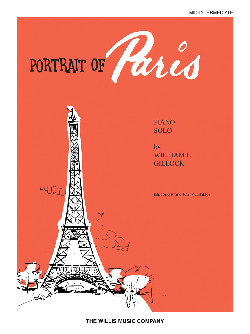 Product Cover for Portrait of Paris