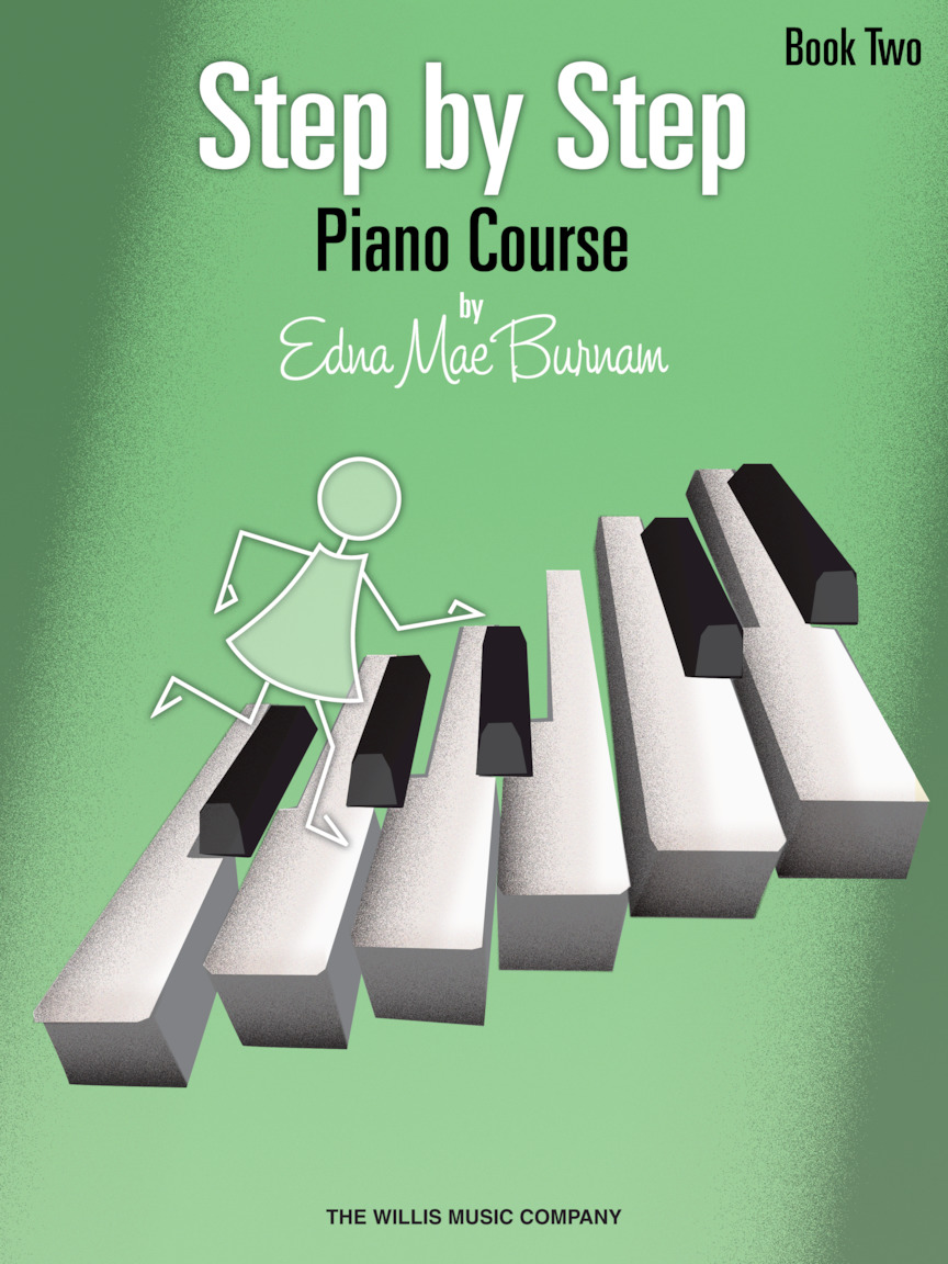 Product Cover for Step by Step Piano Course – Book 2