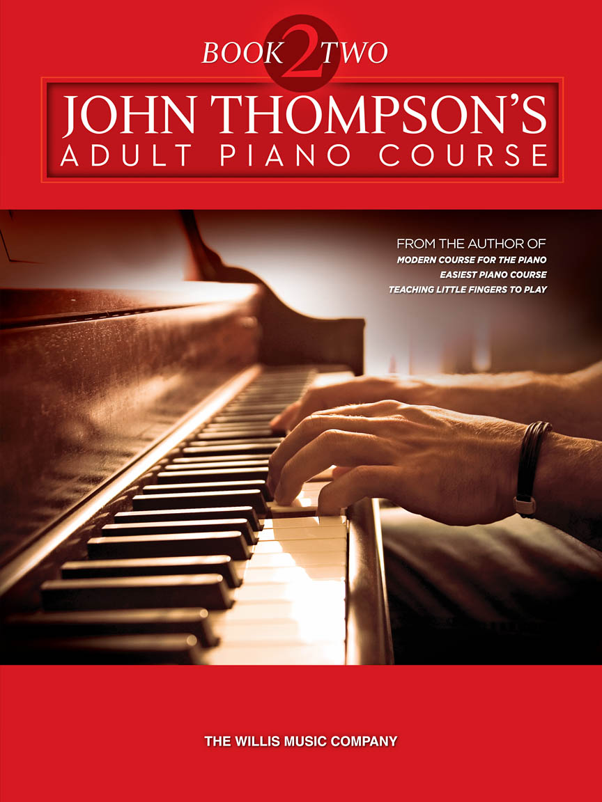 Product Cover for John Thompson's Adult Piano Course – Book 2