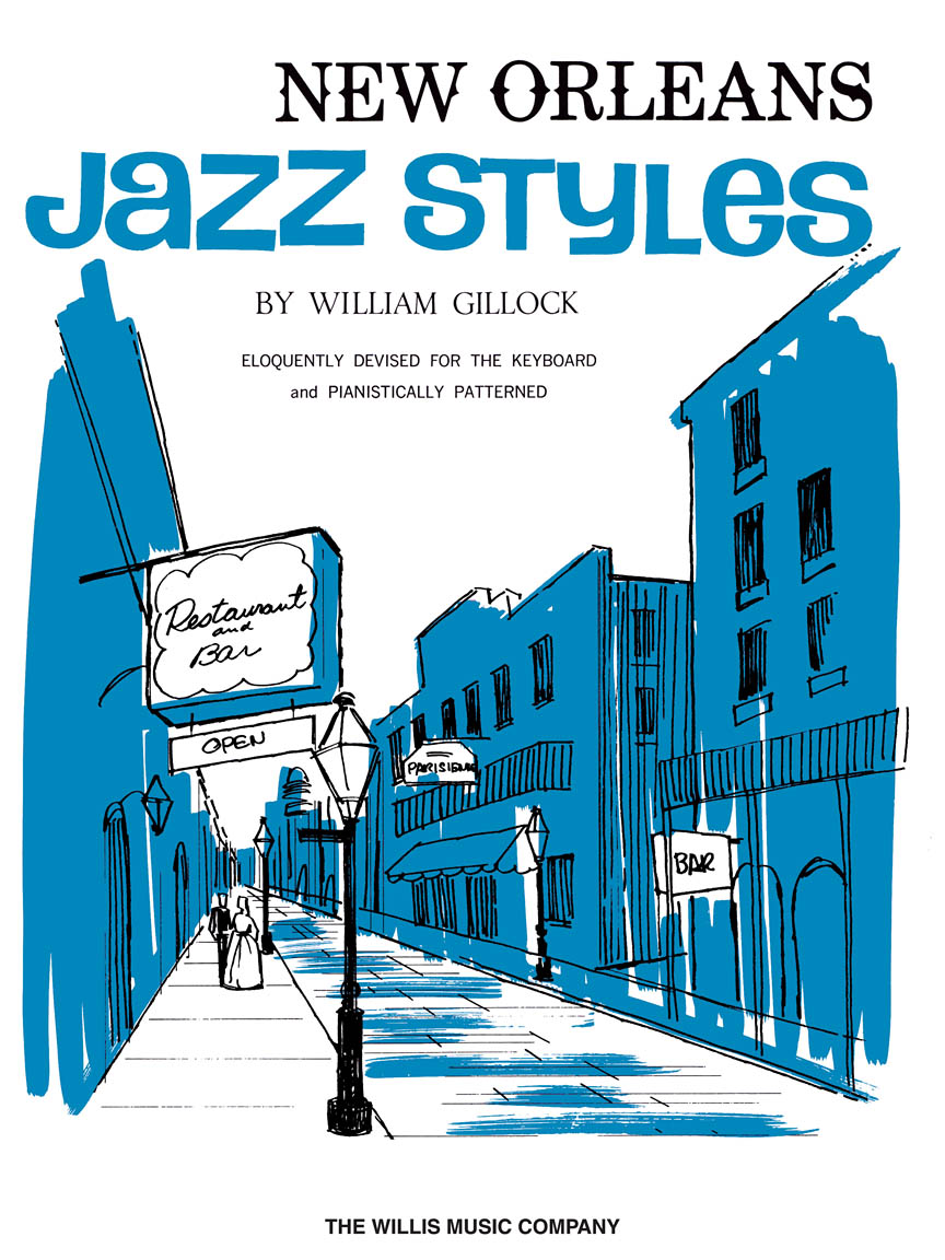 Product Cover for New Orleans Jazz Styles