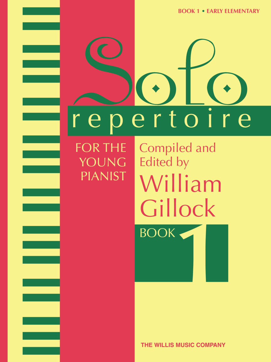 Product Cover for Solo Repertoire for the Young Pianist, Book 1