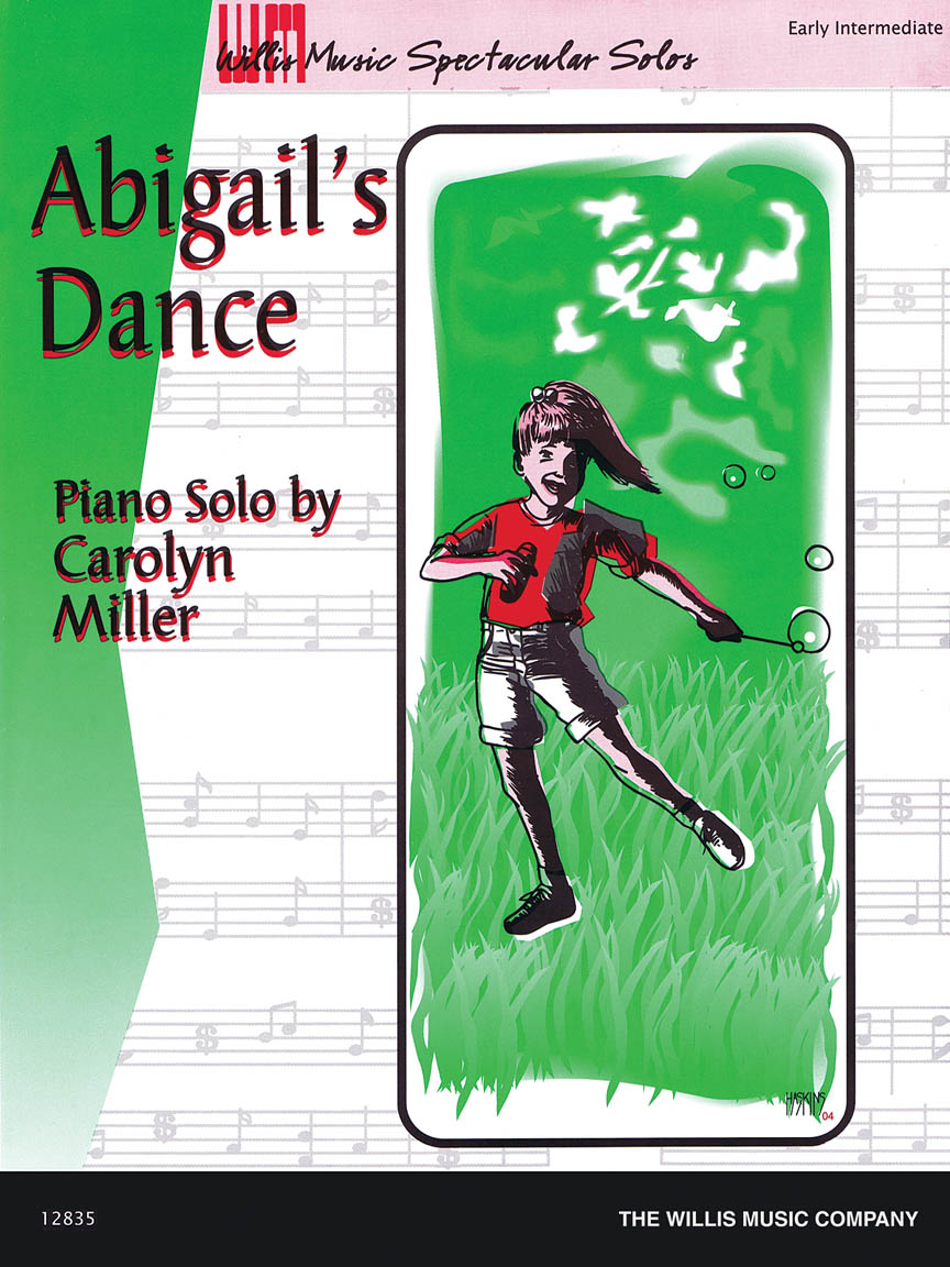 Product Cover for Abigail's Dance
