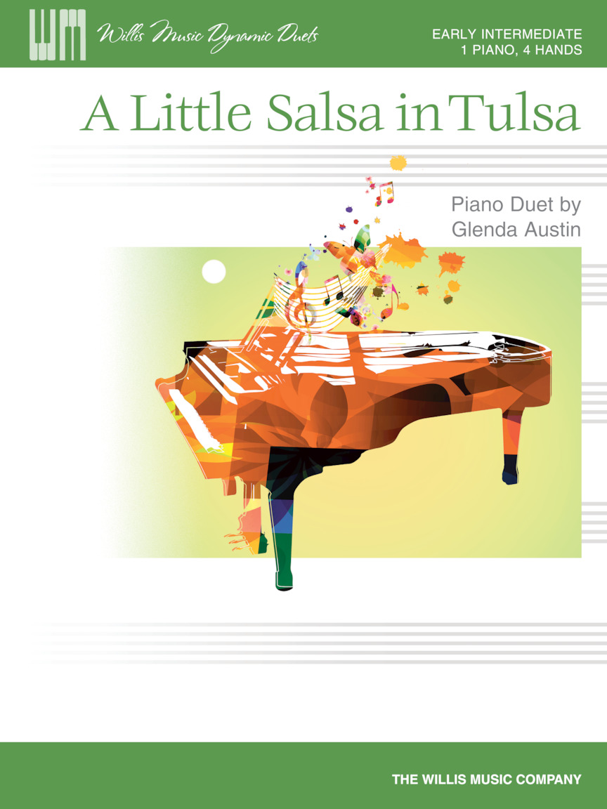 Product Cover for A Little Salsa in Tulsa