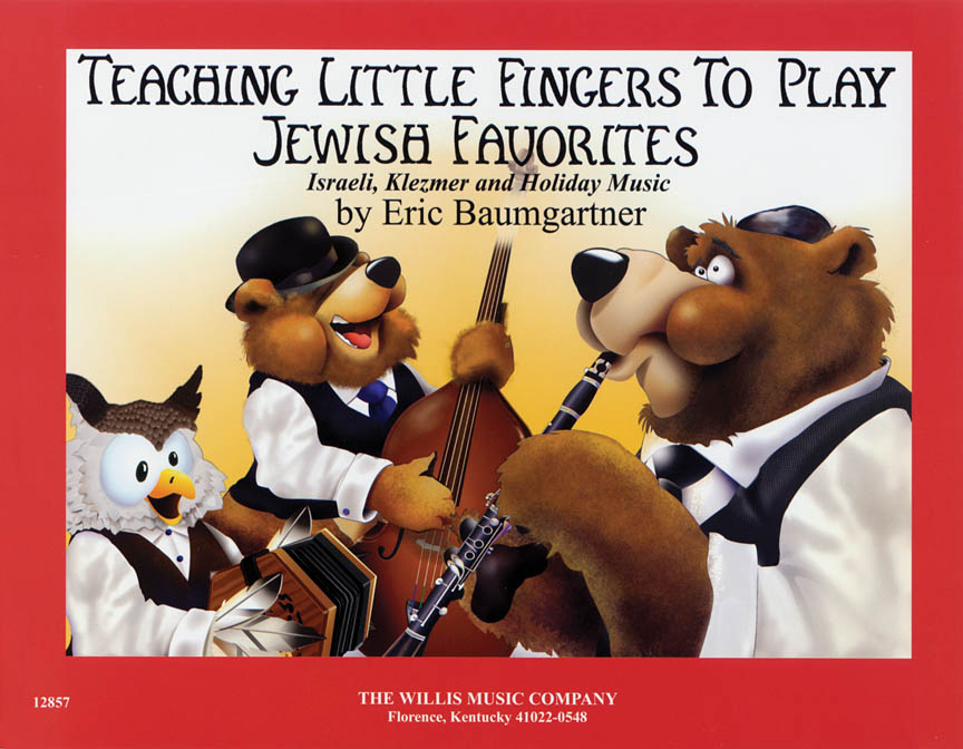 Product Cover for Jewish Favorites