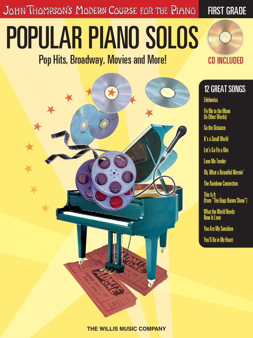 Popular Piano Solos – Grade 1