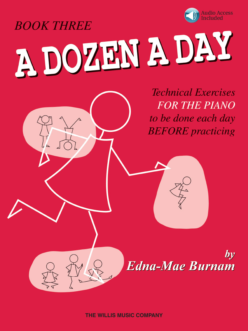Product Cover for A Dozen a Day Book 3 – Book/Audio