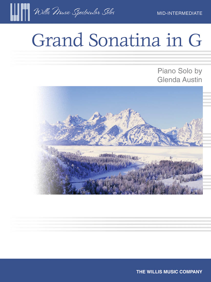Product Cover for Grand Sonatina in G