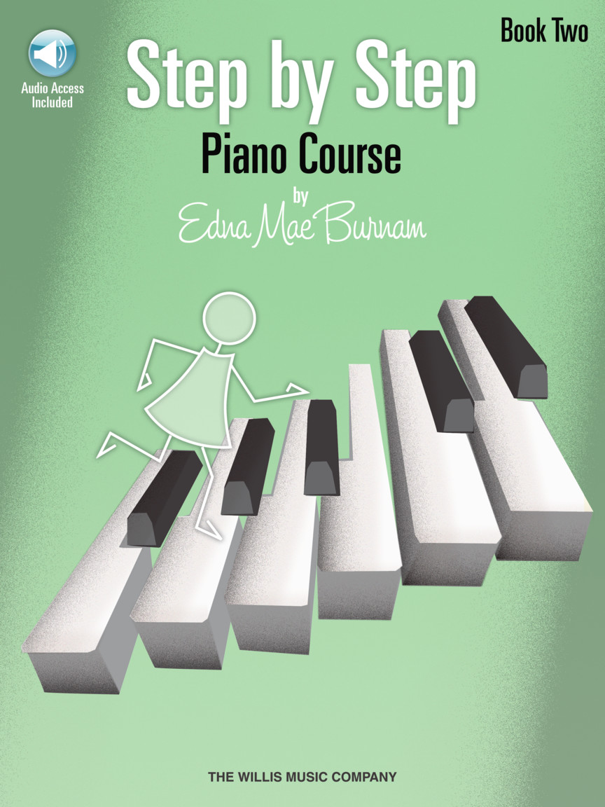 Product Cover for Step by Step Piano Course - Book 2