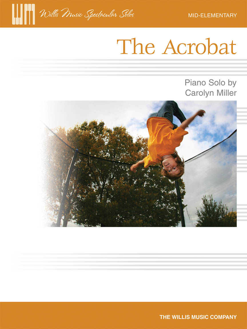 Product Cover for The Acrobat