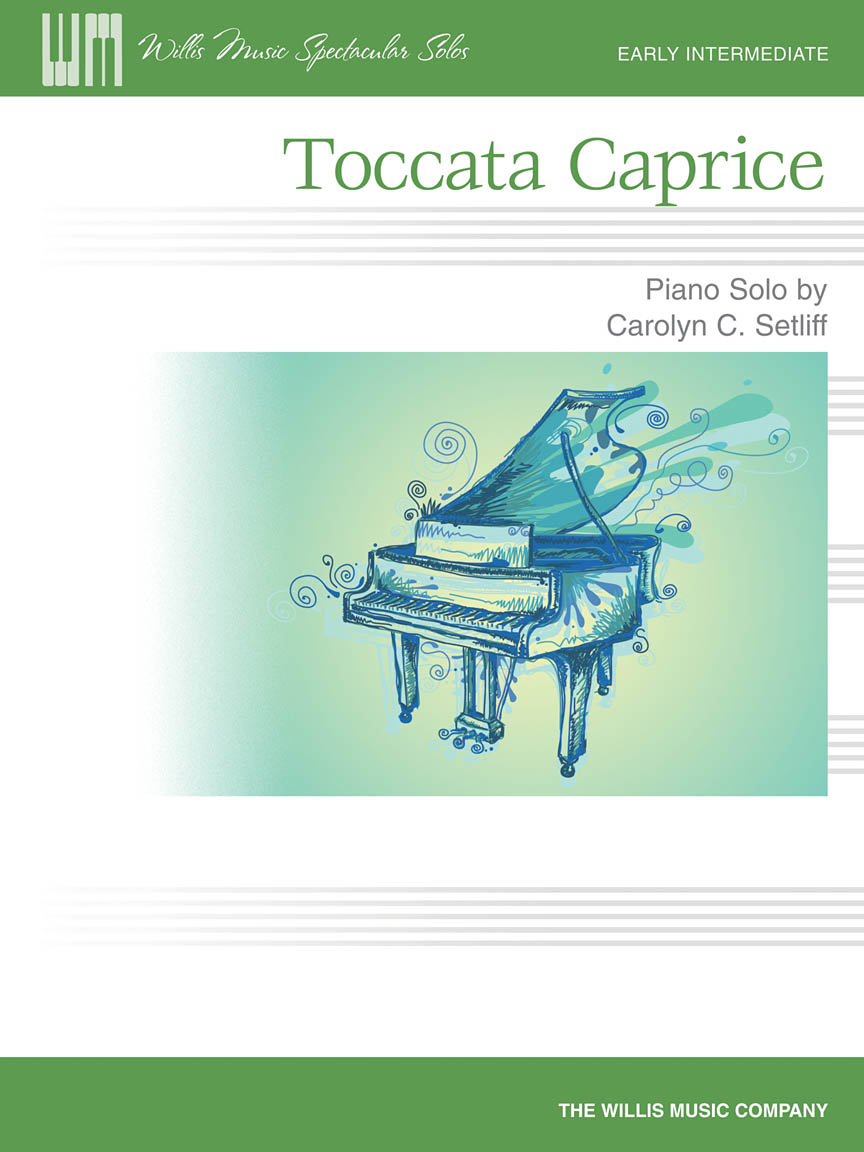 Product Cover for Toccata Caprice