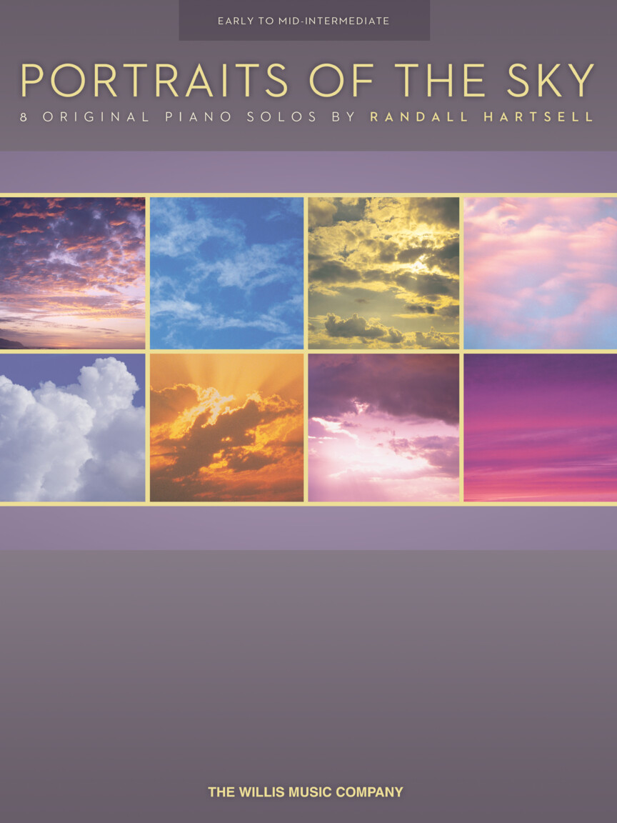 Product Cover for Portraits of the Sky