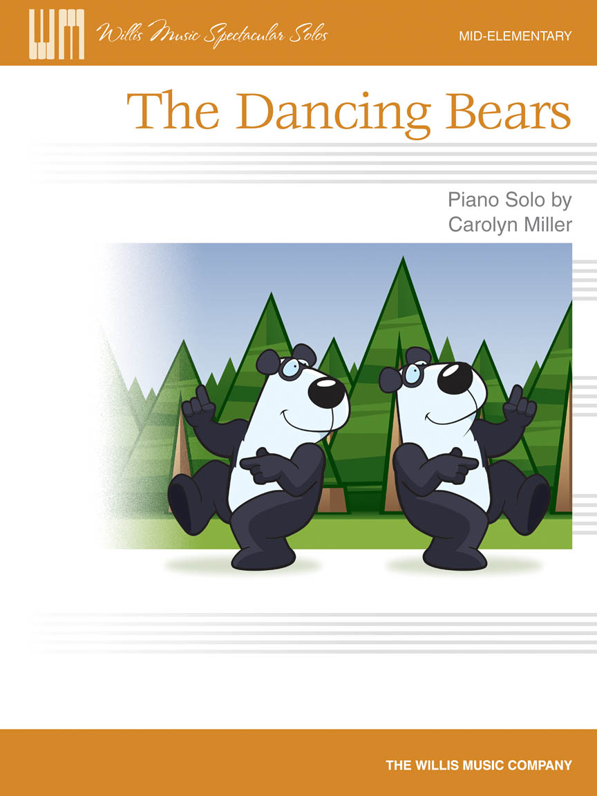 Product Cover for The Dancing Bears