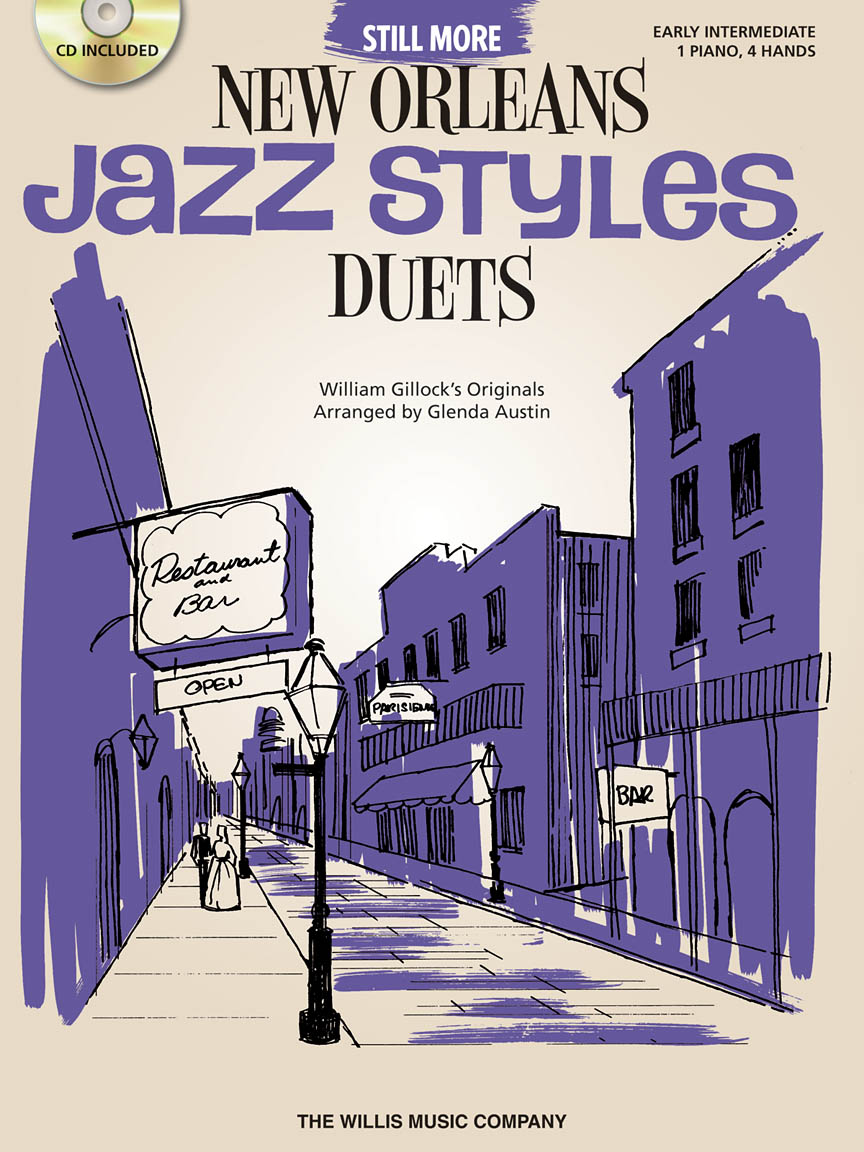 Product Cover for Still More New Orleans Jazz Styles Duets