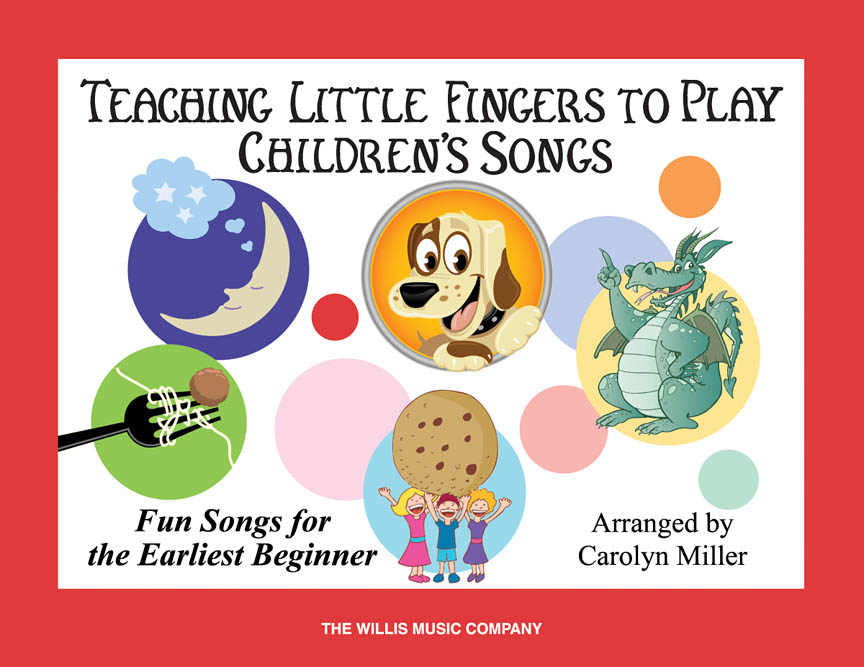 Product Cover for Teaching Little Fingers to Play Children's Songs